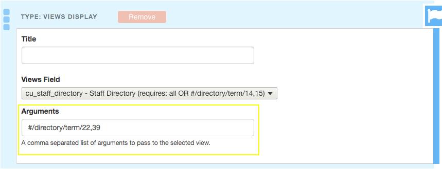 Display directories, academic site - Faculty | Columbia Sites